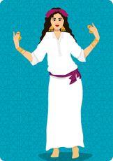 Card . Caixa Glitter  . Fifi Abdo