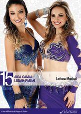 DVD. 15 . Leitura Musical . Aida Gamal e Lunah Farah