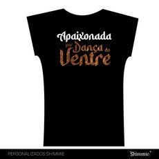 Camiseta Apaixonada por DV