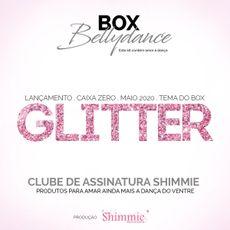 Caixa Glitter . Avulso