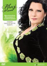 DVD. Movimentos Sinuosos e Cadenciados . Volume 1 .  Rhazi Manat