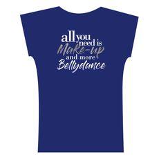Caixa Make . Camiseta . Azul