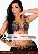 DVD. 29 . Movimentos Abdominais e de Tronco . Natália Piassi
