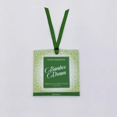 Caixa Sentidos . Sachê Aromático Personalizável . Bamboo Dream
