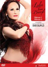 DVD. Lulu from Brazil - Ritmos 1 e Ritmos 2 . Lulu