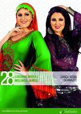 DVD. 28 . Dança Núbia Ghawazee . Luciana Midlej e Melinda James