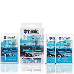 Nasiol Glasshield  Wipe-On Repelente de Chuvas e Líquidos - 5g
