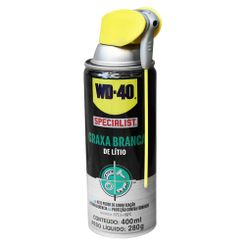 WD-40 Graxa Branca de Lítio Spray - (400ml)