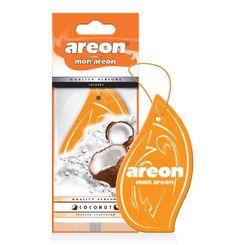 Areon Mon - Aromatizante -  Coconut - Quality Perfume -  Folha (un)  - 952361