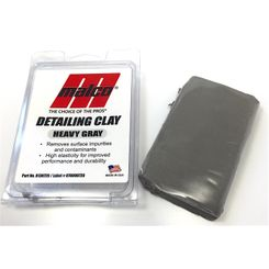 Malco Deltailing Clay Bar Agressiva Cinza - (200g)