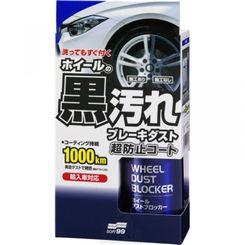 Soft 99 - Whell Dust Bloquer - Super Impermeabilizante para Rodas - Kit para Rodas