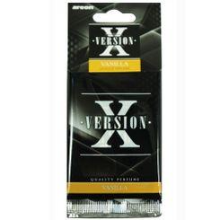 Areon Mon - Aromatizante - X Vanilla - Quality Perfume -  Folha (un) - 962780