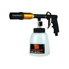 Car Tool Pistola Tornador Black Z020 para Limpeza e Higienização