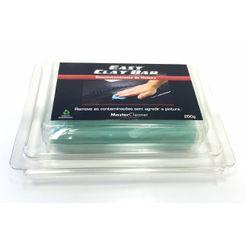 MasterCleaner Easy Clay - Clay Bar Intermediária para Descontaminação de Pintura - (200g)