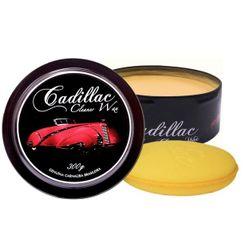 Cadillac Cera de Carnauba Cleaner Wax - 300g