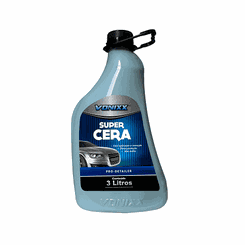 Vonixx Super Cera - Cera Cremosa Limpadora e Alto Brilho - (3L)