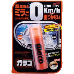 Soft99 Glaco Mirror Coat Zero - para Retrovisores Externos - 40ml
