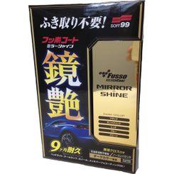 Soft 99 Fusso Mirror Shine Selante Sintético com Teflon para Cores Escuras - 250ml