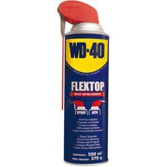 WD-40 Óleo Anticorrosivo Lubrificante Desingripante - FlexTop - (500ml)