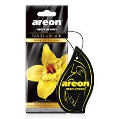 Areon Mon - Aromatizante - Vanilla Black - Quality Perfume - folha (un) - 965156
