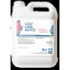 Perol Lava Autos Golf - Shampoo PH Neutro 1:100 com Resina - (5L)