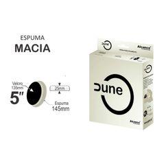 Alcance - Boina de Espuma Dune Macia - Branca - 125mm 5