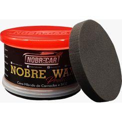 Nobre Car Wax Protection - Cera Híbrida de Carnaúba e Sio2 - 350g