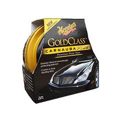 Meguiars Cera Gold Class Carnaúba Plus em Pasta G7014- 311g
