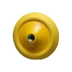 Lake Country  Suporte com Velcro em EVA Amarelo Macio - 4,5
