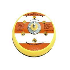 """Mills Suporte com Velcro Ventilado para Roto-Orbitais - rosca 5/16 - 5"""" (polegadas)"""