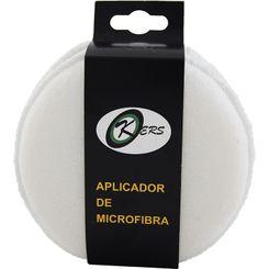 Kers Aplicador de Microfibra - diâmetro 12cm - (2un)