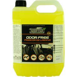 Nobre Car Odor Free - Eliminador de Odores - Frescor Laranja - 5L
