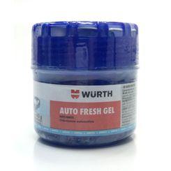 Wurth  Aromatizante de autos Auto Fresh Gel  - Tutti-Frutti - 60g