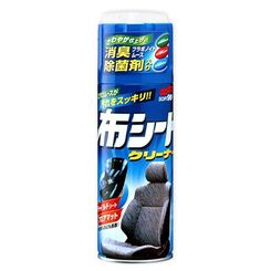 Soft99 New Fabric Seat Cleaner - Micro Mousse Limpa Tecido - 420ml