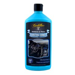 Cadillac - Doctor Shine - Revitalizador de Plásticos - 500ml