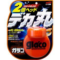Soft99 Glaco Cristalizador e Repelente de Água - Grande 120ml