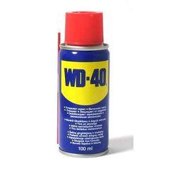 WD-40 Óleo Anticorrosivo Lubrificante Desingripante - (100ml)