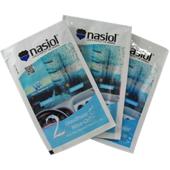 Nasiol Glasshield  Wipe-On Repelente de Chuvas e Líquidos - 5g