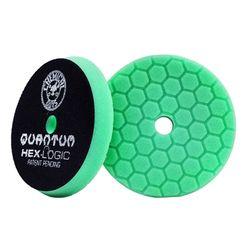 Boina Quantum Hexlogic Verde - Corte Moderado - 6.5''