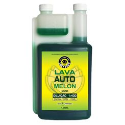 Easytech Shampoo Lava Auto Melon 1:400 - 1200ml com Dosador