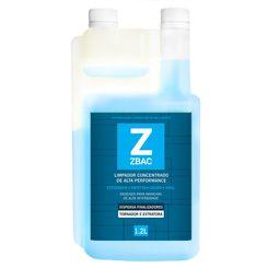 Easytech Limpador Concentrado Alta Performance Zbac - 1200ml com dosador