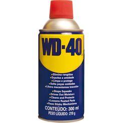 WD-40 Óleo Anticorrosivo Lubrificante Desingripante - (300ml)