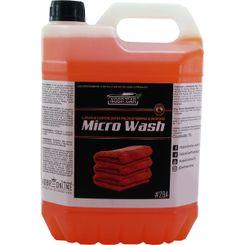 Nobre Car Micro Wash -5L -Limpador e Condicionador de Microfibras e Boinas