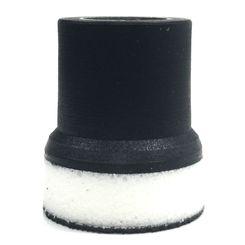 """Mills Suporte com Velcro em EVA Branco - rosca 5/8 - 1.2"""" (un)"""