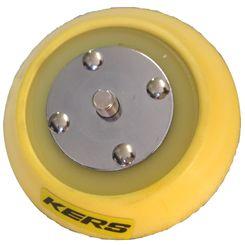 Kers Suporte com Velcro em EVA Amarelo para Roto-Orbitais - 3,5