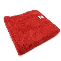 Kers Toalha de Microfibra Vermelha 40x60cm-360gsm