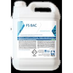 Perol F5 BAC Desinfetante Anti-microbiano Uso Geral - 5L