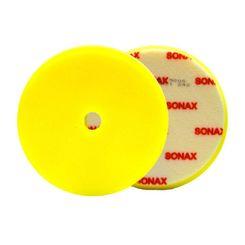 Sonax Boina De Espuma Amarela Com Furo Central Refino - 143mm
