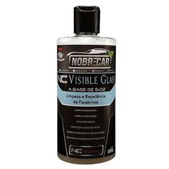 Nobre Car NC Visible Glass - Cristalizador de Vidros com SiO2 - 500ml