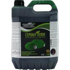Nobre Car Espuma Verde Detergente Automotivo com Abrilhantador - 5L